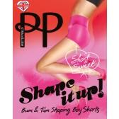 Pretty Polly Shape It Up Shaper Boy Short