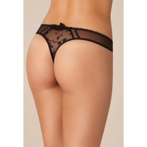Passionata White Nights String schwarz