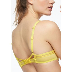 Passionata Graphic Dekolleté BH jaune cosmo